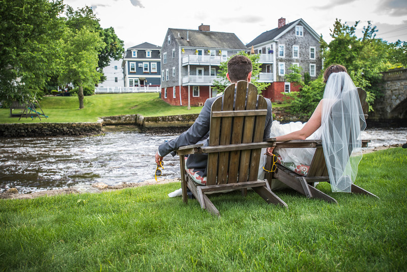 Aimee and Ben - Rhode Island Wedding Photography - Blueflash