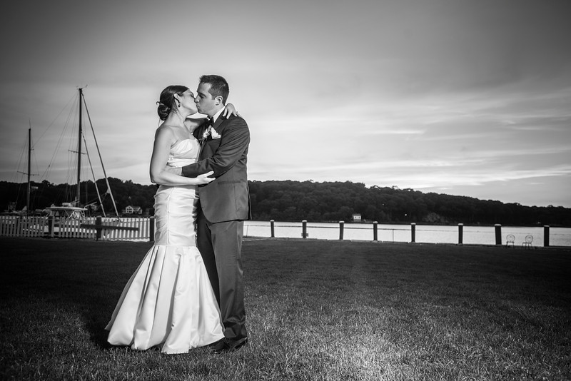 Becca and Josh - Mystic CT Wedding Photography