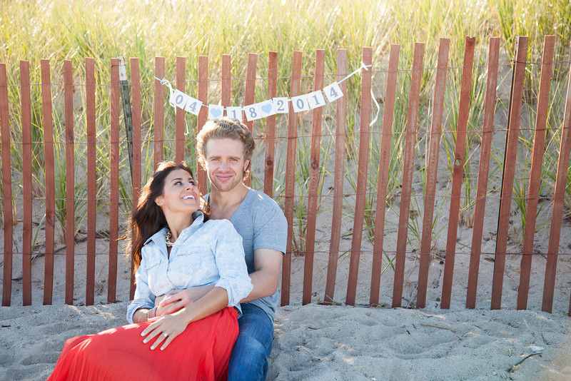 Blueflash Photography - Engagement Photography - Newport Rhode Island
