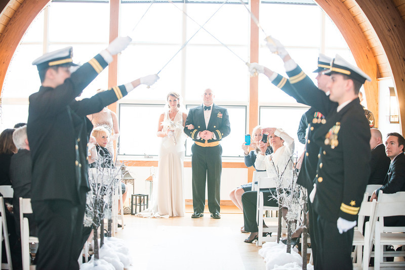 Mystic Winter Wedding January Yachting Center