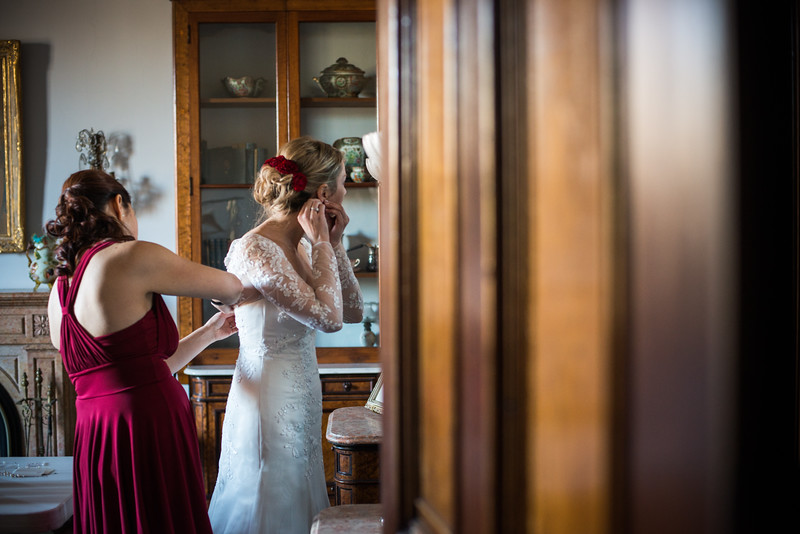 Lippitt House Wedding