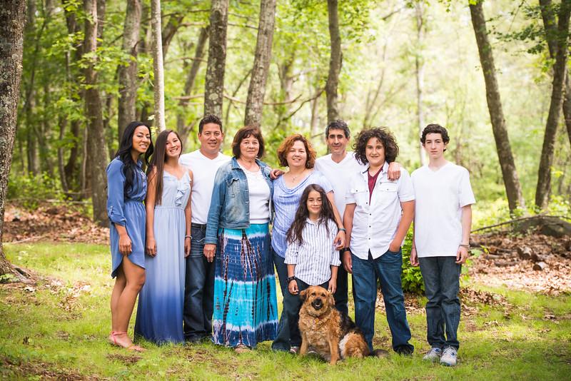 RI Family Photography Blueflash